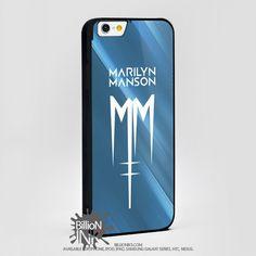 Marilyn Manson Music Heavy Metal For Apple, Iphone, Ipod, Samsung Galaxy Case