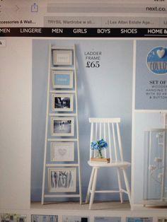 Next - £65 ladder picture frame