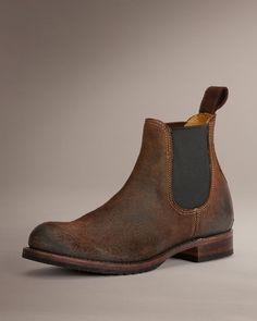 Logan Chelsea - Men_Boots_Work - The Frye Company