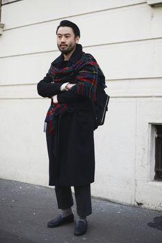 밀란 패션위크 최고의 스트리트 스타일 12