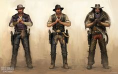 gunslinger art - Google Search