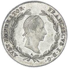 20 Kreuzer 1829 A