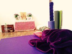 Importance of relaxation :)! Savasana ! Nothing like it !