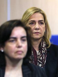 Foro Hispanico de Opiniones sobre la Realeza: Cristina e Iñaki llegan al juzgado para el inicio del juicio por el caso Noos