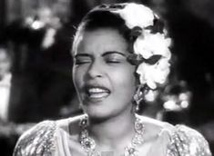 billie+holiday+singing | Pretty in the Past: Billie Holiday | xoJaneUK