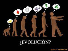 ¿Evolución?