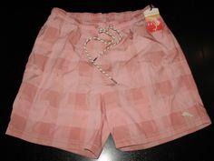 Tommy Bahama New Sarasota Seashell Swim Suit Trunks L 34 - 36 waist TR98298 #TommyBahama #Trunks