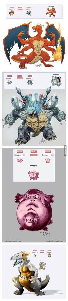 Pokémon swaps