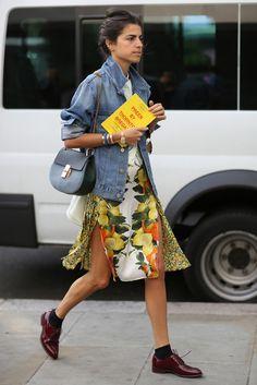 New fashion week street style denim leandra medine 38 Ideas Leandra Medine, Look Fashion, New Fashion, Trendy Fashion, Womens Fashion, Fashion Trends, Ss15 Fashion, Milan Fashion, Petite Fashion