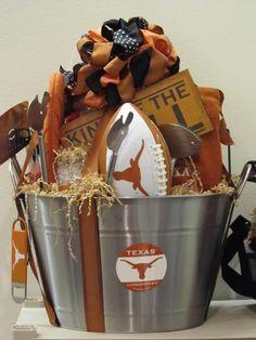 Longhorn BBQ basket