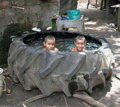 Tire Pool
