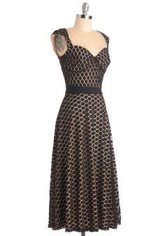 Learned a Swing or Two Dress | Mod Retro Vintage Dresses | ModCloth.com