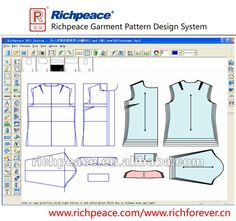 Richpeace Garment Software