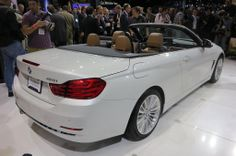 convertible cars 2014 | ... the Top in LA With 4 Series Convertible Coupe | The Truth About Cars