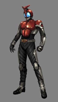 Rough - Kamen Rider Kabuto by reaper78.deviantart.com on @DeviantArt