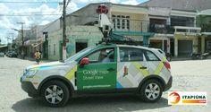 Carro do Google em Itapiúna