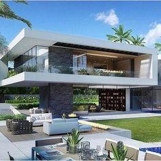 Modern Luxury | @MegaCribs by millionairescorpion