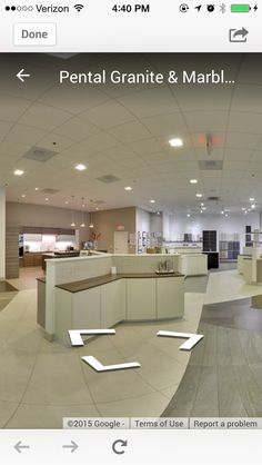 Google Business View virtual tours work seamlessly on mobile devices.
