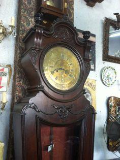 #reloj antiguo | La Rueda