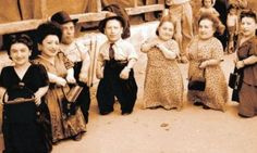 The seven dwarfs of Auschwitz family who were chosen by Nazi Josef Mengele for conducting horrific medical experiments.