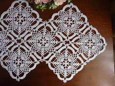 table runner,lace table cloth,white doily,lace doily, floral doily,crochet doily,crochet rhombus doily,crochet tablecloch,table decor,beautiful crochet,crochet napkin,crochet rug,lace tablecloth,crochet napkin,crochet doily,crochet gift,table centerpiece,Mothers Day gift,valentines