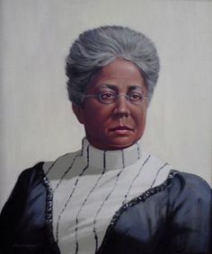 Josephine St. Pierre Ruffin (8/31/1842 - 3/13/1924) was responsible for the merger of other African American women's organizations into the National Association of Colored Women in 1896. She had previously founded the American Woman Suffrage Association of Boston with Julia Ward Howe and Lucy Stone, and was a member of several other predominantly white women's organizations. Her husband, George Lewis Ruffin, was the first African American graduate of Harvard Law School. #TodayInBlackHistory