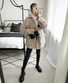 Uni Outfits, Casual Winter Outfits, Winter Fashion Outfits, Everyday Outfits, Autumn Winter Fashion, Trendy Outfits, Fall Outfits, Mode Inspiration, Looks Style