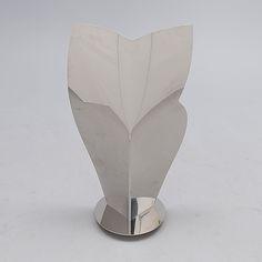 Kari Huhtamo: Abstrakti, 2008, teräs, k. 83 cm, edition 1/2 - Bukowskis F179