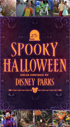 Share your frightfully fun Disney Parks-inspired Halloween photos and you could win a private Midnight party at the Haunted Mansion and a stay at Cinderella Castle at Walt Disney World! Click to learn more!