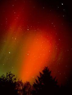 Northern Lights - Troy, New York