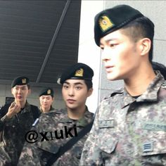 Kim Minseok Exo, Exo Xiumin, Kim Min Seok, Xiu Min, Promise Of The Day, My Man, Captain Hat, Army, Photo And Video