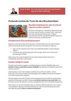 Wie Sie technische Texte für den Maschinenbau packend schreiben by Stark texten - besser kommunizieren - mehr verkaufen! http://de.slideshare.net/damaskus/wie-sie-technische-texte-fr-den-maschinenbau-packend-schreiben