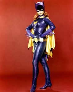 """Also appearing in the series """"Batman"""" in the '60s was Yvonne Craig. As Barbara Gordon, Craig played a quiet librarian by day. By night, Craig turned into Batgirl, the purple-suited superhero."""