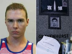 Luka Magnotta,Canadian pornographic actor.He was previously sought by animal rights groups for making videos of himself torturing kittens.After a video depicting a naked male tied to a bed being repeatedly stabbed w/ an ice pick+a kitchen knife then dismembered+followed by acts of necrophilia was posted on Bestgore he fled the country.The victim was Lin Jun a Chinese int'l student.He mailed his severed limbs 2 the offices of Canadian political parties…