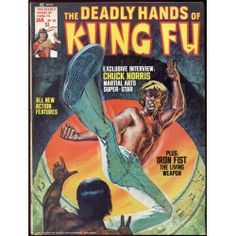 Marvel. The deadly hands of kung fu. 20.