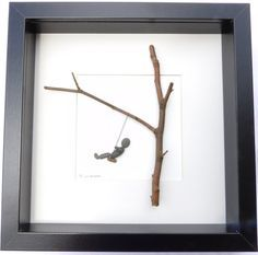 Image d'art écossais pebble : swing par PebblePictures sur Etsy