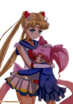 Sailor Moon: I'm here for you - Print for Nijikon by Amena-dono on deviantART