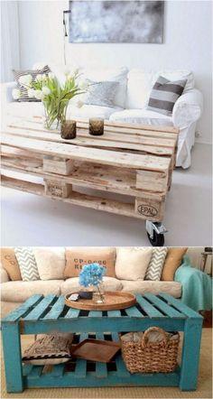fine 16 Creative DIY Sofa Table Ideas https://matchness.com/2018/01/18/16-creative-diy-sofa-table-ideas/