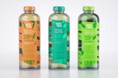 GREEN TWIST Herbal Tea on Packaging of the World - Creative Package Design Gallery