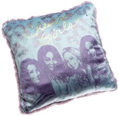 Cheetah Girls So Bomb Plush Pillow Cheetah Girls Another thing I am surprised I didn't know existed