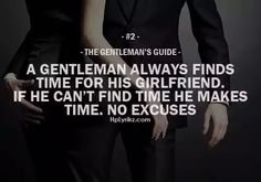 The Gentleman's Guide #2