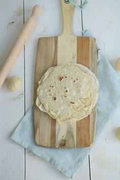 zelf tortilla wraps maken