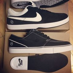 bf84ec4173a Preview  fragment design x Nike SB Koston One   Janoski. Skate StyleSneaker  MagazineNike SbEric KostonStefan ...