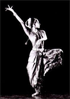 A Kathak Dancer