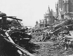 """The hurricane of 1900 hit Galveston, Texas with a fury. It was referred to as the """"Great Storm"""". Winds exceeded 135 mph and in today's standards, it would be classified as a Category 4 storm. Hurricanes had not yet been named. Between 6,000 - 8,000 people were killed and 10,000 left homeless. It is still believed to be the deadliest storm in U.S. history."""