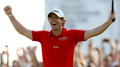 Oh how good would that have felt! Well done Rory.