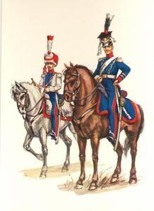 Les Lanciers ou Ulans - 1er Empire et Nos Polonais Empire, Arm Armor, Napoleonic Wars, Troops, Soldiers, Bern, Warsaw, Military History, Camel