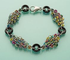 Free Jewelry Making Projects You Have to Make Chainmaille Jewelry