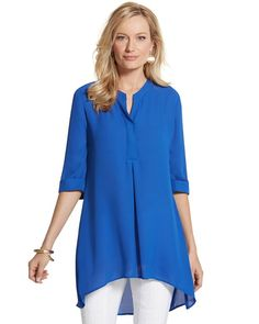 Chico's Elevated Style Jillian Top #chicos