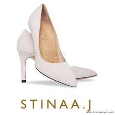 Swedish Princess Sofia wore STINAA.J Shoes. www.newmyroyals.com
